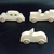 Pkg of 3 Handcrafted Wood Toy Cars, Jeep  OT- 61-3-AH  unfinished or finished