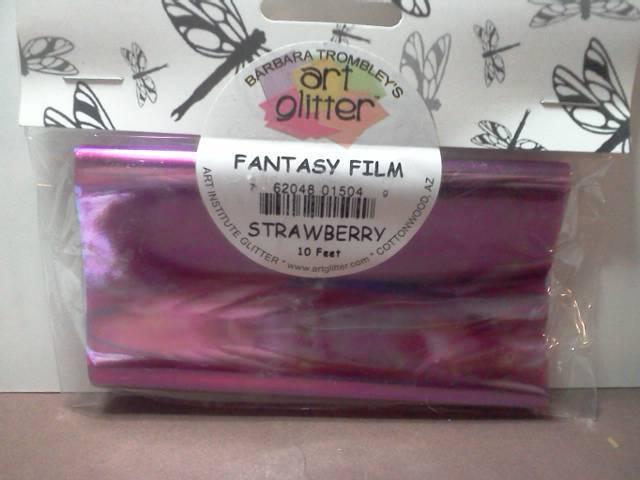 Art Glitter Fantasy Film-Strawberry*