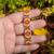 """""""Gem Corn"""" Design - Handmade Beaded Loom Bracelet, Anklet, Choker, Boot Bracelet"""