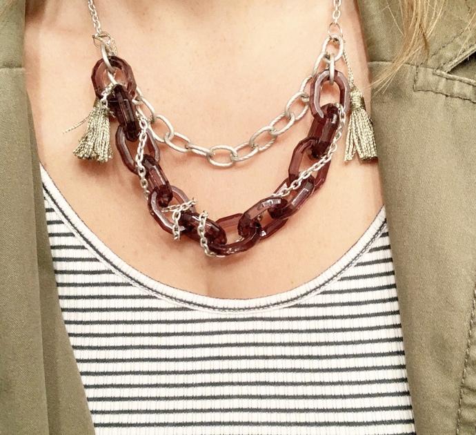Damsel Necklace