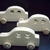 Pkg of 3 Handcrafted Wood Toy  Cars 371BH-U-3  unfinished or finished