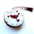 Tape Measure Red Cardinal Birds Small Retractable Measuring Tape