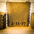 Personalized Leather Wine bottle cover | 3 year anniversary gift | 3rd