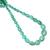 Chrysoprase Polished Beads,Chrysoprase Oval Tumble Beads,Green Chrysoprase