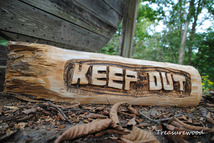 Wood Sign, Personalized Wood Sign, Wall Decor, Log Cabin Decor, Rustic,