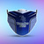 Tampa Bay Rays Style 5 face Mask Washable, Adjustable, Reusable Face Mask