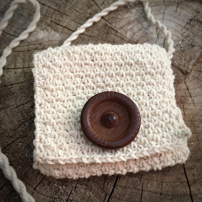 Treen - A Handmade Spirit Pouch