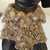 Cozy, Knobby, Brown Colored, Stylish Dog Sweater, Warm Pet Jacket/Sweater,