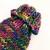 Tiny Teacup Sweater, Pet Sweater, XXXS dog sweater, multi-colored sweater, cozy