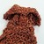 Copper Teacup Puppy Sweater, Cute Stylish Extra Extra Small Dog Wear, Chihuahua,