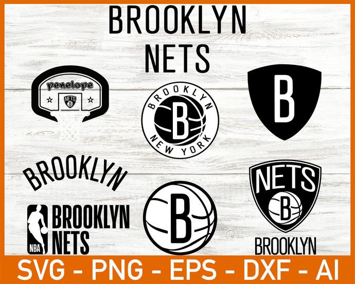 Brooklyn Nets Brooklyn Nets Svg Brooklyn By Luna Art Shop On Zibbet