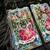 1st collection Botanical Tarot Smokey Rose Infusion