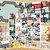 Retro Revival Printable Junk Journal Kit Scrapbook