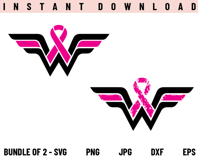Wonder Woman Breast Cancer
