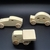 Pkg of 3 Handcrafted Wood Toy Cars, Truck  OT- 57  unfinished or finished