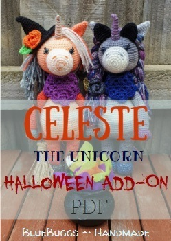 Celeste Halloween Add-On - PDF Download Only
