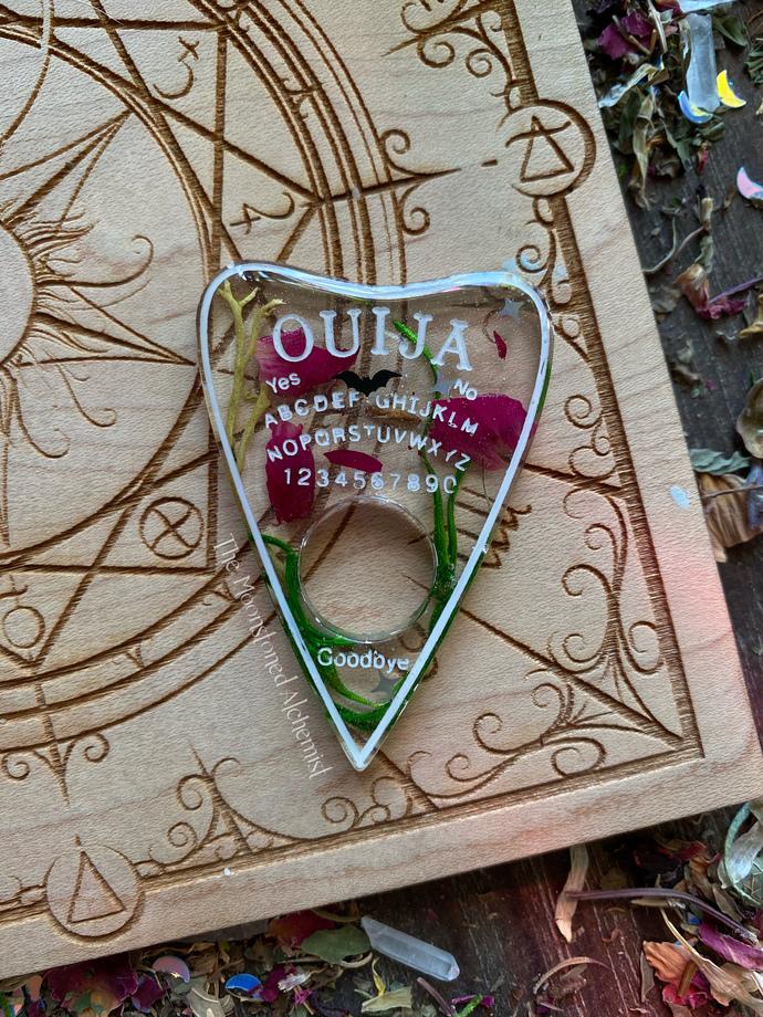 Ouija Planchettes