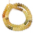 Natural Grossular Garnet Micro Faceted Roundelle Beads,Amazing Quality Natural