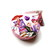 Tape Measure Red Hat Tea party Small Retractable Measuring Tape