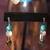 Copper Tipped Crystal Bracelet Set