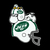 Snoopy And Woodstock Resting On New York Jets Helmet svg, new york jets cricut,