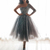 luxury beaded prom dresses 2020 one shoulder vintage crystal elegant teal length