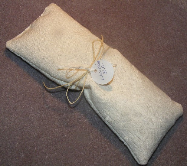 Herbal Hot - Cold Pack - Eye Pillow - Relaxing, Energizing, or Healing