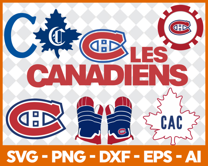 Montreal Canadiens Montreal Canadiens Svg By Luna Art Shop On Zibbet