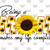 Being A Mom Makes My Life Complete Sunflower PNG, Instant Download, Sublimation