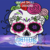 Sugar Skull SC 200x240 includes graph with color chart instructions