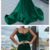Mermaid Green Prom Dress, Evening Dress, Special Occasion Dress, Formal Dress,