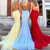 Mermaid Lace Prom Dress 2020, Evening Dress ,Winter Formal Dress, Pageant Dance