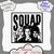 Hocus Pocus Squad SVG, Squad Girl Svg,Sanderson Sister SVG, Halloween Svg,