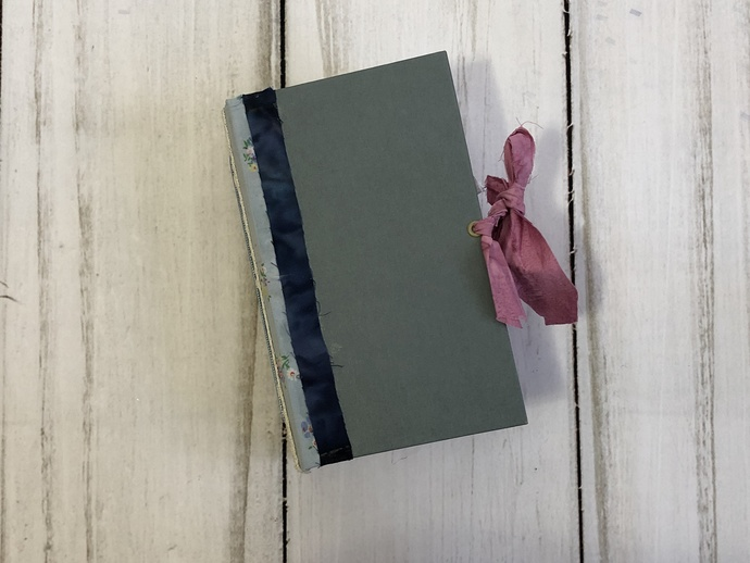 Hardcover Eclectic Journal #2 - by Lisbet Olofson