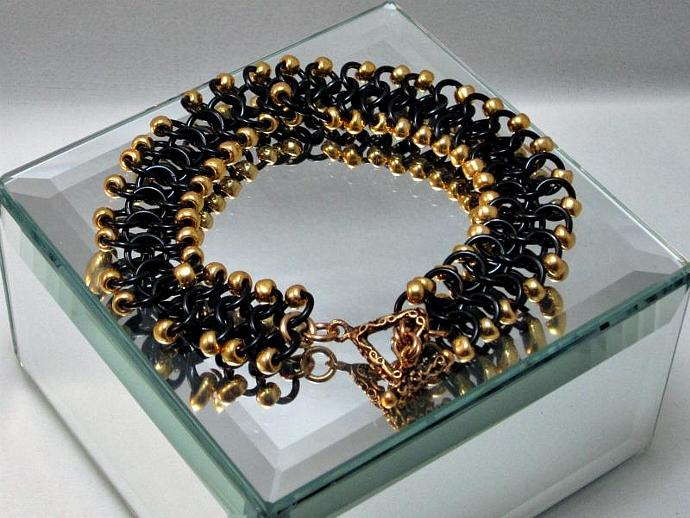 Charmaine Chainmaille Bracelet