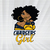 Chargers girl svg, dxf, png, Girl svg, dxf, png, NFL girl svg, png, dxf, NFL