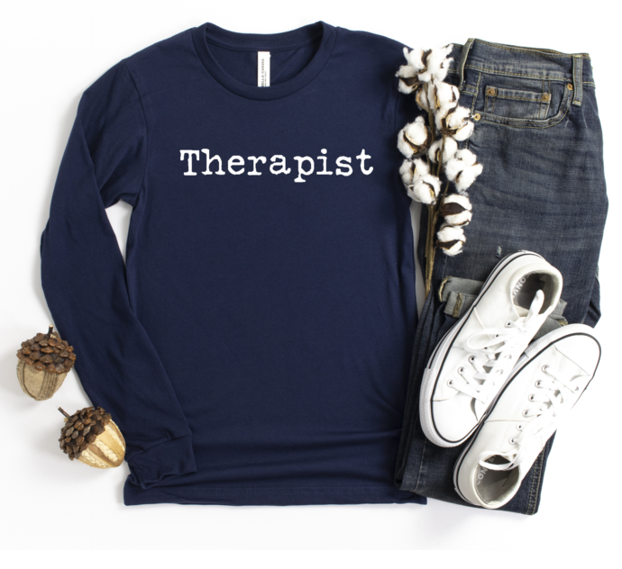 Therapy Shirt, Mental Health Awareness, Counselor Shirt, Psychologist Shirt