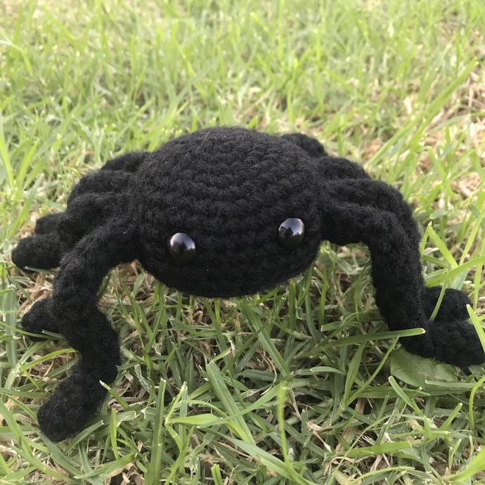 Crochet Amigurumi Spider