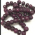 Ruby Faceted Beads,Indian Ruby Roundel Beads,Dyed Ruby Faceted Beads,Dyed