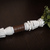 Star Wars Wedding white Rey Lightsaber Bouquet Holder  | star wars wedding