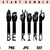Be Kind Hand Sign Language SVG, PNG, DXF, Cricut, Cut File, Clipart, Silhouette,