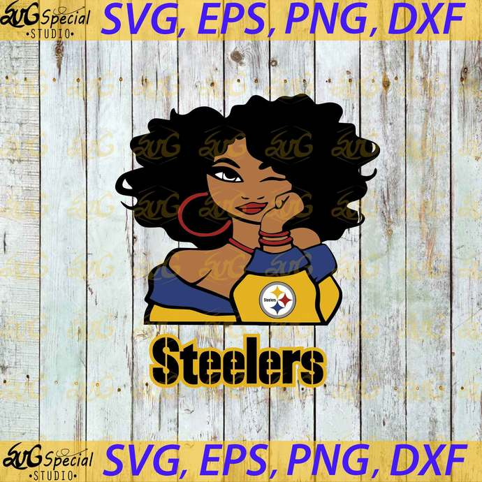 Pittsburgh Steelers Svg, Love Steelers Svg, Cricut File, Clipart, Sport Svg,