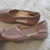 BRAND NEW Pink LEATHER Shoes - Never worn - Size 6 - REDUCED TO CLEAR