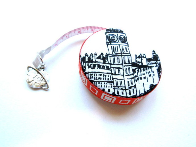 Tape Measure London England Images Retractable Small Measuring Tape