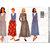 Butterick 4291 Misses Midi Dress 90s Vintage Sewing Pattern UNCUT Size 12, 14,