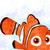 Finding Nemo Disney, Finding Nemo print, Nemo poster, home decor, nursery room,