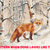 Winter Day Fox Cross Stitch Pattern***LOOK***X***INSTANT DOWNLOAD***