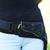 Unisex Cotton Canvas Utility Belt-Black