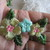 Stunning Silk Embroidered Flower Appliques - Please Choose - REDUCED TO CLEAR