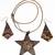 Star Bright Reversible Pendant/Earring Set